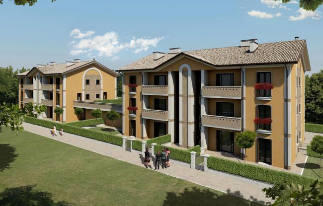 Condominio Podere Dosso - via Primo Levi, Castelverde (CR)
